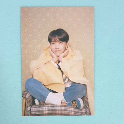 BTS J-hope Official PostCard MAP OF THE SOUL PERSONA Ver