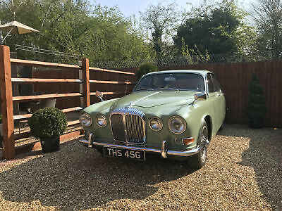 Exceptional Daimler Jaguar 420 [ S Type ] 1968 75K Miles Documented History