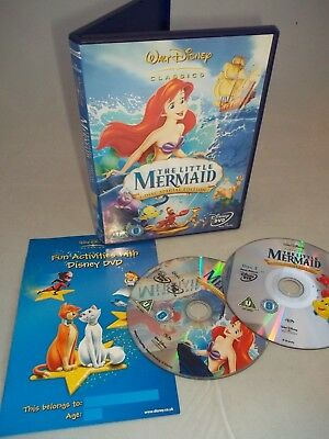 Disney - The Little Mermaid - DVD - 2 Disk Special Edition