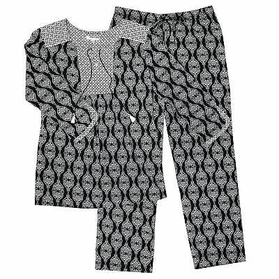 Anne Klein  3/4 Sleeve PJ Set  NIP - Medium, Large & XXLarge - Very cute & comfy
