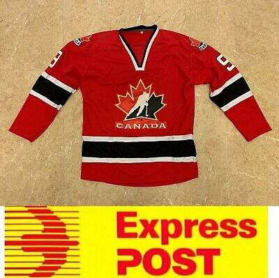 Canada Ice Hockey jersey, #9 Crosby jersey, AU stock, Express post