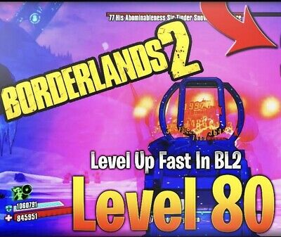 BORDERLANDS THE PRESEQUAL PS4 Instant Level 70 Up Max Money