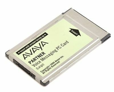 Avaya Partner Voice Messaging PC Card (Large) 700226525