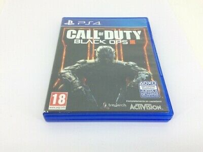 Juego Ps4 Call Of Duty Black Ops Iii Ps4 4637820