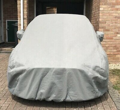 Ford Focus RS Mk2 - 4 Layer Outdoor Waterproof and Breathable Fitted Car Cover