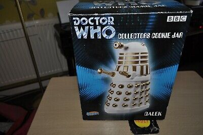 Doctor Who Dalek Limited Edition Collectable Cookie Jar