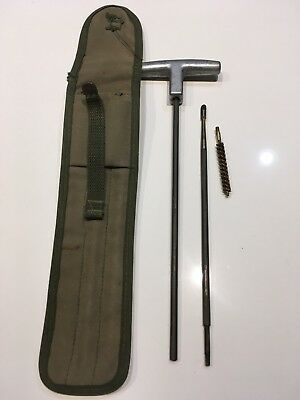 Original WWII U.S. Army Belt Cleaning Rod Pouch CASE CLEANING ROD M1 C6573