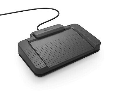 Philips ACC2310/00 USB One-Touch Control Foot Pad 3 Pedal