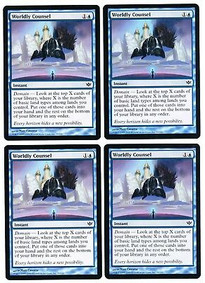 Conflux FAST SHIPPING x4 4x LP 4 Mana Cylix