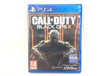 Juego Ps4 Call Of Duty Black Ops Iii Ps4 4638889