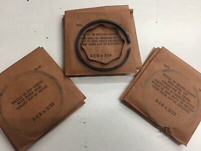 WILLYS-FORD-G503  RING piston   NOS