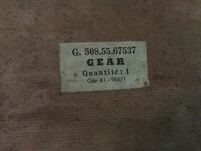 GMC G501-G508   Kit differential  NOS