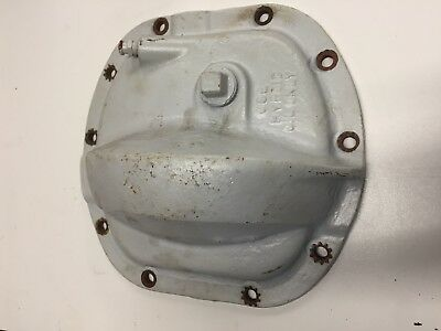 Willys G503   Ford   Cover Axle