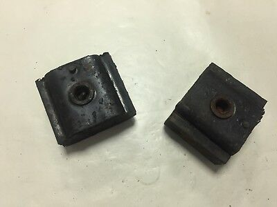 GMC -G508 cckw  G501   INSULATOR   rear    NOS