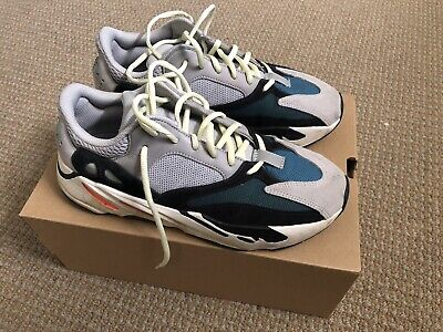 7d3c7b65489aa ADIDAS YEEZY BOOST 700 Wave Runner Size 9 -  305.00