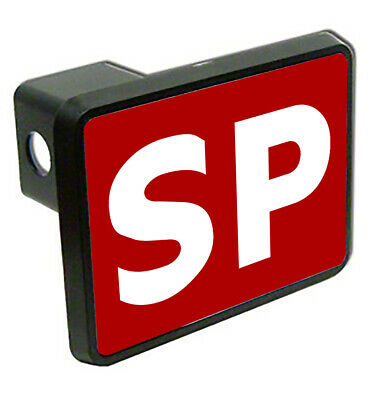 Southern Pacific Railroad Daylight Logo Train Trailer Hitch Cover