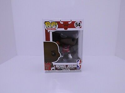 Funko Pop! Michael Jordan Chicago Bulls Slam Dunk Jumpman 23 NBA Pop IN STOCK 54