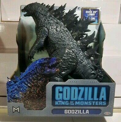 "**NEW**  2019  Godzilla King of the Monsters GODZILLA figure 20"" Long! IN-HAND!"