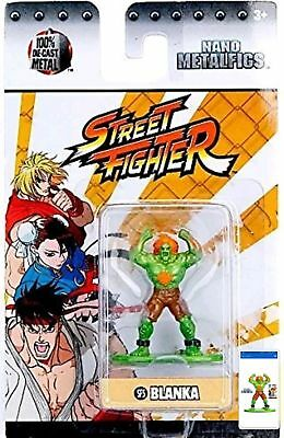 UFC MMA Jada Nano Metalfigs STREET FIGHTER BLANKA SF5