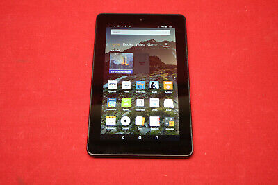 NEW* AMAZON KINDLE Fire 5th Gen Black WiFi Tablet 7