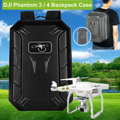 DJI Shoulder Backpack Carrying Case Pro Hard Shell Bag For DJI Phantom 3/4 Mavic