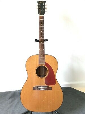 1966 or 1967 Vintage Gibson LG-0 Acoustic Guitar