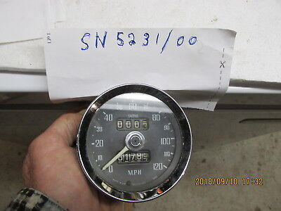 SMITHS SPEEDOMETER GAUGE for MGB & GT SN6144/00 - $49 96 | PicClick