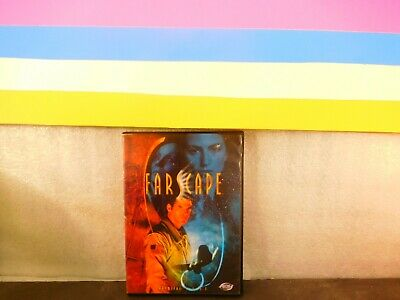 FARSCAPE TV SHOW Dvd Complete Series All Seasons 1 2 3 4 The