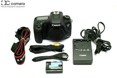 Canon EOS 7D Mark II 20.2MP DSLR Camera Body  #29344