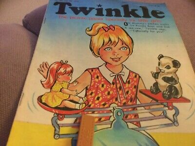 TWINKLE  COMIC NO. 281 June 9th .. 1973