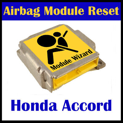 Honda Accord Airbag Module Reset Service, Control Unit, Computer, SRS, RCM,