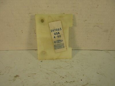 Nos Ford New Holland Bumper 247665