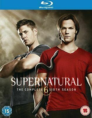Supernatural - Season 6 Complete - 4 DVD set - NEW- Ackles, Padalecki