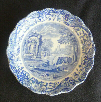 Spode Blue & White China Italian 16.5 cm Cereal Bowl C. 1816