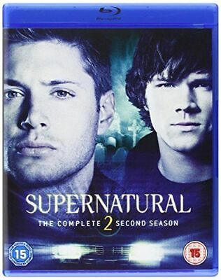 Supernatural - Season 2 Complete - 4 DVD set - NEW- Ackles, Padalecki