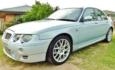 2004 MG ZT 180+ AUTOMATIC V6 SALOON. Sunroof. Rare. Rover 75.