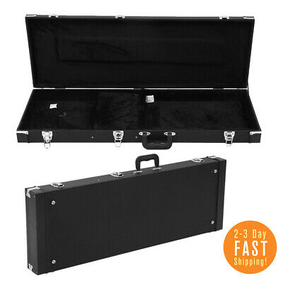 Electric Guitar Hard Case Fits Most Standard Electric  Guitars