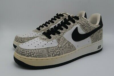 new product 6d137 65733 Nike Air Force 1 Cocoa Snake Atmos Complexcon 314295-101 new 2005 original  sz 11