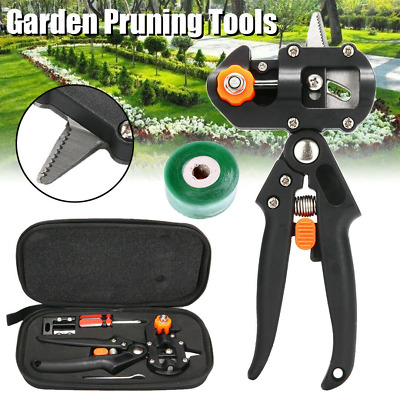 Garden Farming Pruning Shears Cutting Tool Fruit Tree Grafting Vaccination Tools