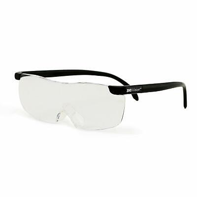 Big Vision Magnifying Eyewear with Clip-on LED Light