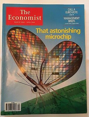 The Economist March 23 1996 - The Microchip