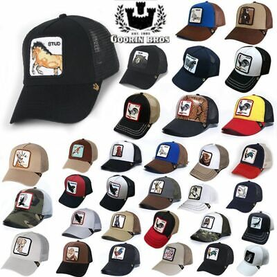 63f0dc40 GOORIN BROTHERS Baseball Cap Trucker Snapback Hat Adjustable Animal Series  New