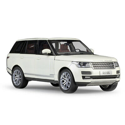 Welly GTAutos Land Rover Range Rover Scale 1:18