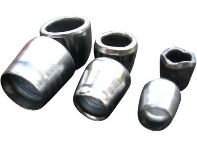 15 Lot Round Steel Wedges for Hammers and Axes 3 Sizes.