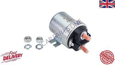 12 VOLT 4 TERMINAL SOLENOID 200A CONTINUOUS RATED 800a BURST 231807 UNIVERSAL