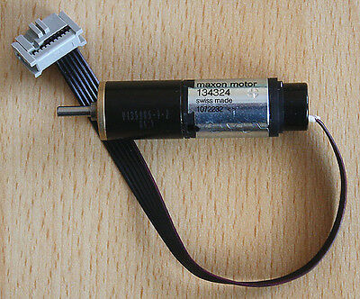 Maxon Getriebemotor mit Encoder 134324 , Ratio 84:1