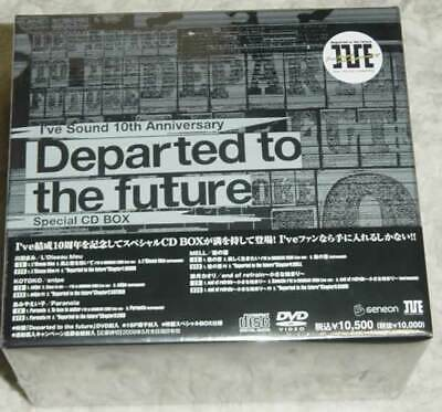 [ New ] I've Album Departed to the future Special CD limited Box Japan import