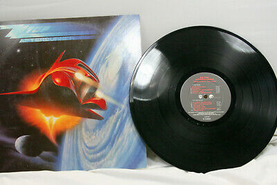 "ZZ Top Afterburner ORIG Vintage 12"" 33RPM LP Rock Vinyl Album MASTERDISK"