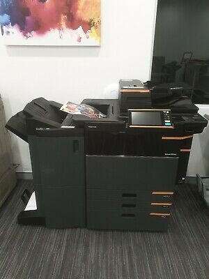 Toshiba e-Studio 5506AC Colour Copy, Network Print,Scan/Email,Cloud Ready,Duplex