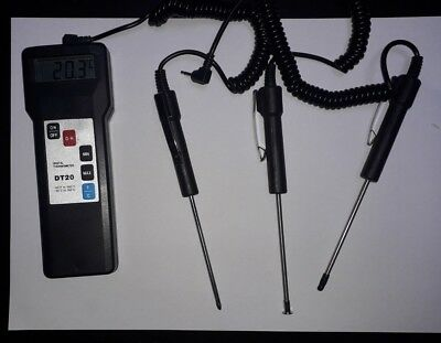 Termometro Thermometer Digital  Dt20  ++++